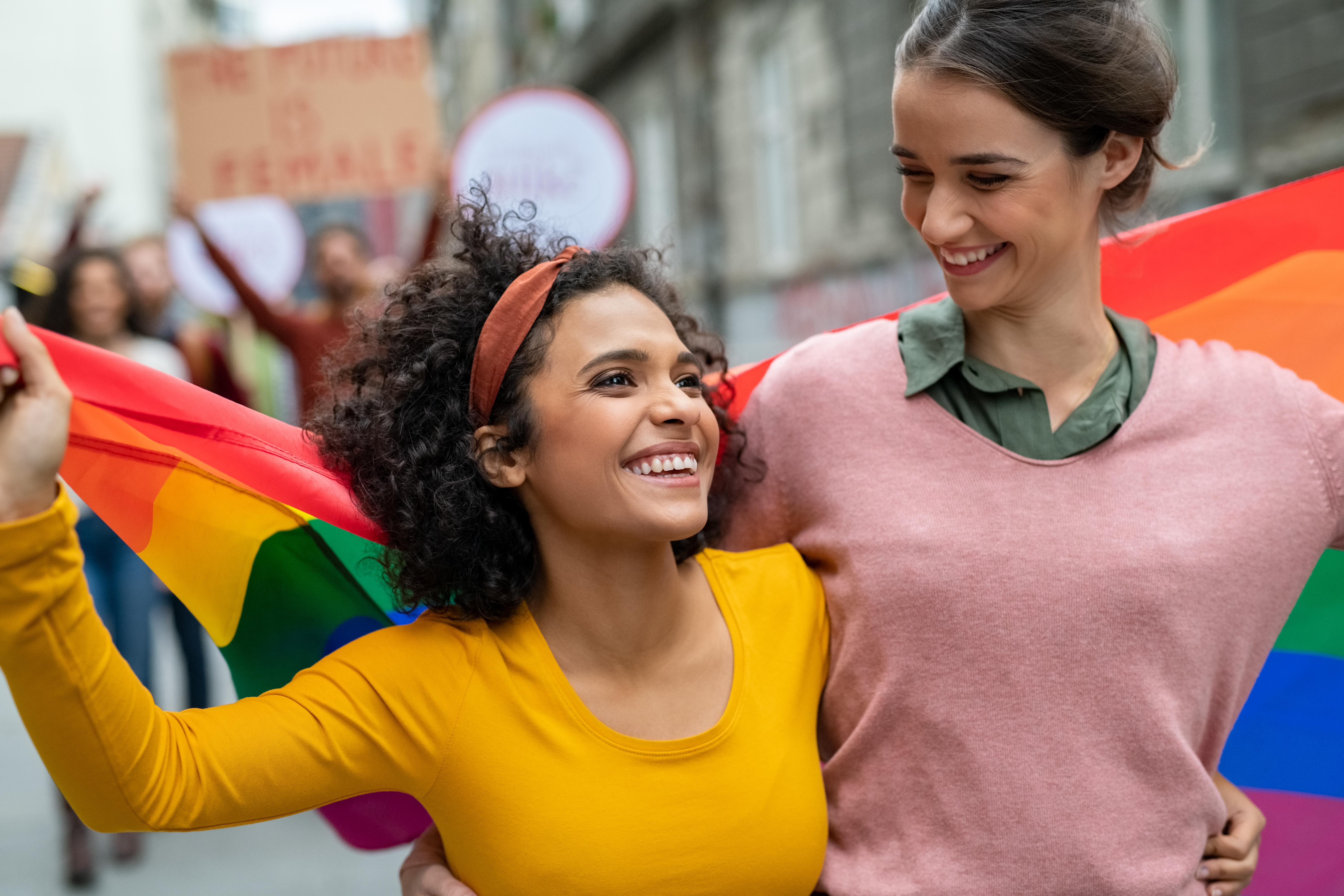 LGBTQ Trauma Informed Care